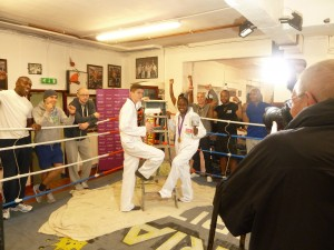 Moss Side Boxing